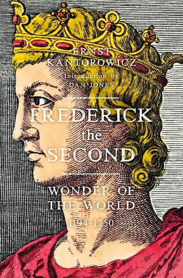 Frederick the Second: Wonder of the World 1194-1250 (Hardback)