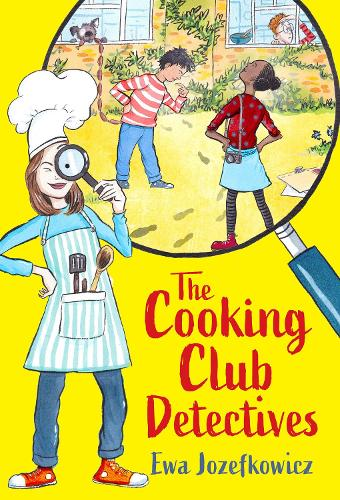 The Cooking Club Detectives (Paperback)