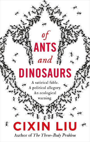Of Ants and Dinosaurs (Hardback)