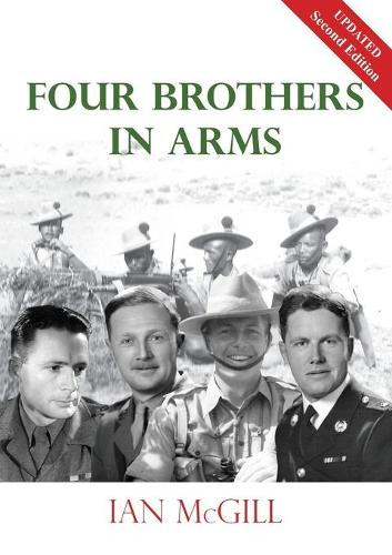 Four Brothers in Arms (Paperback)