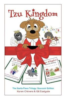 The Santa Paws Trilogy: Souvenir Edition (Paperback)