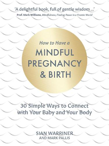 How to Have a Mindful Pregnancy and Birth: 30 Simple, Tried and Tested Ways to Connect with Your Baby and Your Body (Hardback)