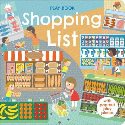Shopping List - Pop Out & Play (Hardback)