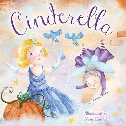 Cinderella - Picture Storybooks (Paperback)