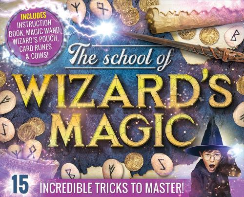 Wizard's Magic - Activity Station Gift Boxes (Paperback)