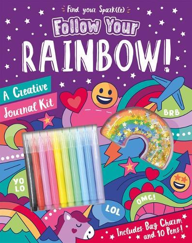 Follow Your Rainbow! - Find Your Sparkle Folder (Paperback)