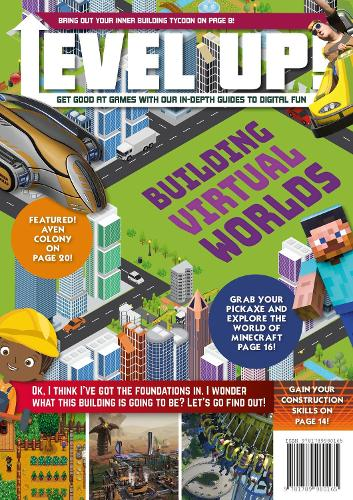 Building Virtual Worlds - Level Up! (Paperback)