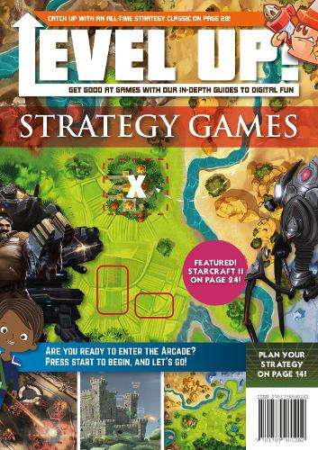 Strategy Games - Level Up! (Paperback)