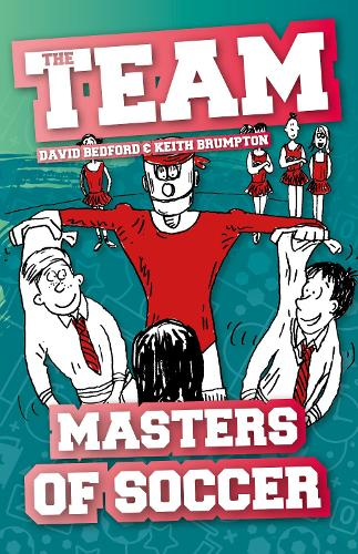 Masters of Soccer - The Team 6 (Paperback)
