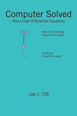 Computer Solved: Non-Linear Differential Equations (Paperback)