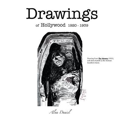 Drawings of Hollywood 1920-1939 (Paperback)