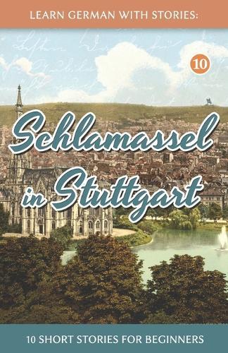 Schlamassel in Stuttgart (Paperback)