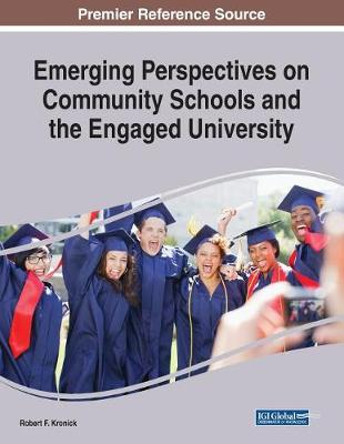 Emerging Perspectives on Community Schools and the Engaged University (Paperback)