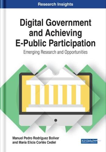 Special Applications of ICTs in Digital Government and the Public Sector: Emerging Research and Opportunities (Hardback)
