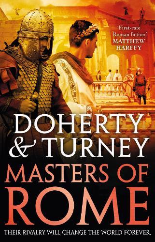 Masters of Rome (Hardback)