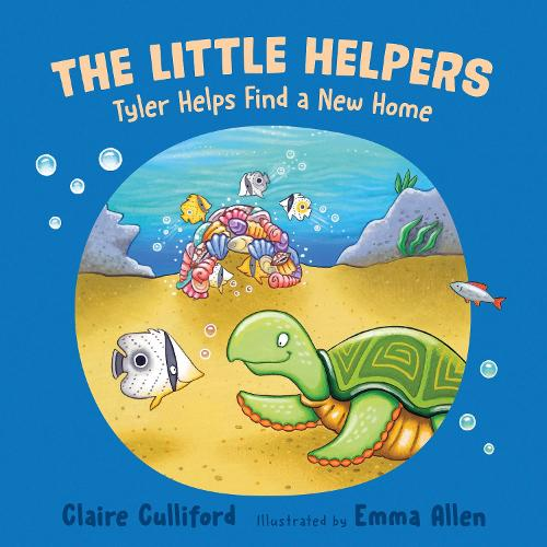 The Little Helpers: Tyler Helps Find a New Home: (a climate-conscious children's book) (Paperback)