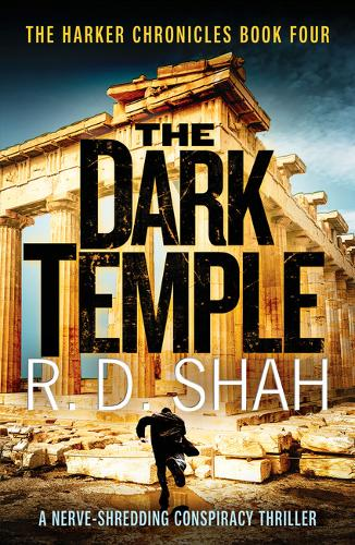 The Dark Temple - The Harker Chronicles 4 (Paperback)