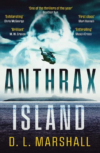 Anthrax Island - The John Tyler series 1 (Paperback)