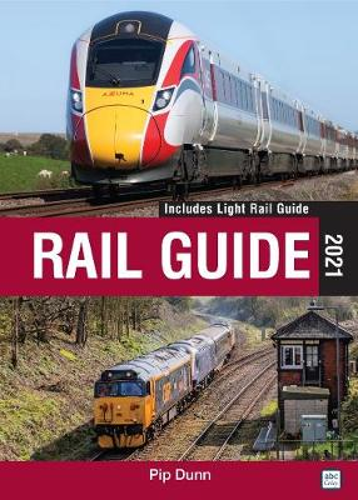Rail Guide 2021 (Hardback)