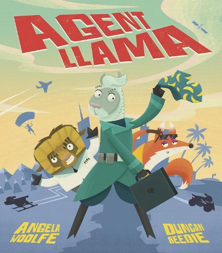 Agent Llama (Hardback)