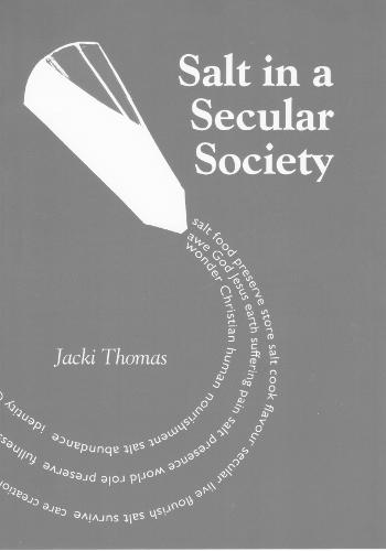 Salt in a Secular Society: How to make a difference now (Paperback)