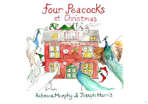Four Peacocks at Christmas - Four Peacocks 2 (Paperback)