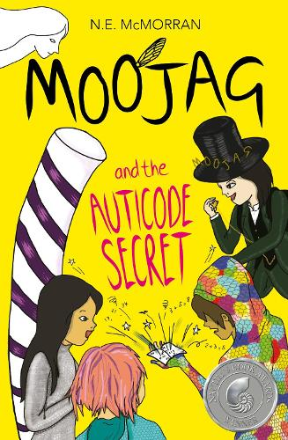 Moojag and the Auticode Secret (Paperback)