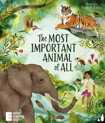 The Most Important Animal of All (Hardback)
