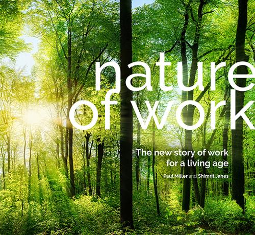Nature of Work: The new story of work for a living age (Hardback)
