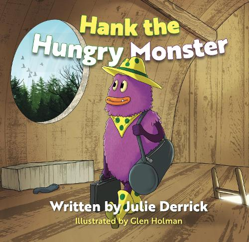 Hank the Hungry Monster (Paperback)