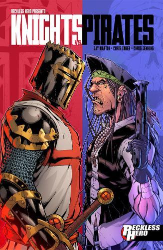 Knights vs. Pirates (Paperback)