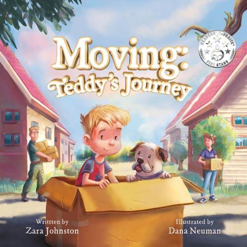 Moving: Teddy's Journey (Hardback)