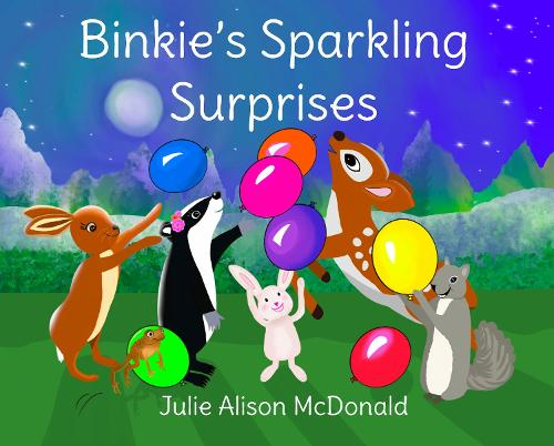 Binkie's Sparkling Surprises - Binkie & Friends' Adventures 2 (Paperback)