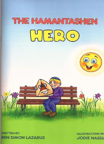 The Hamantashen Hero (Paperback)