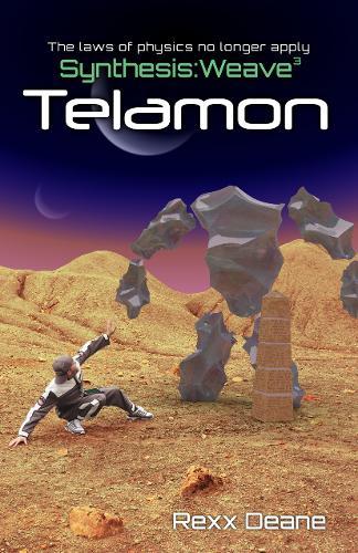 Telamon - Synthesis:Weave 3 (Hardback)