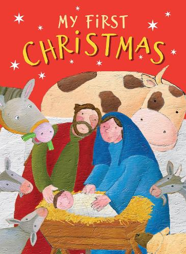 My First Christmas (Book)