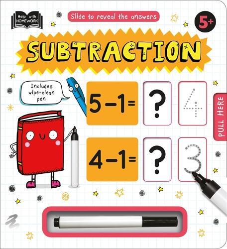 5+ Subtraction - Help With Homework