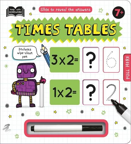 7+ Times Tables - Help With Homework