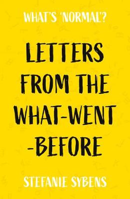 Letters from the What-Went-Before (Paperback)