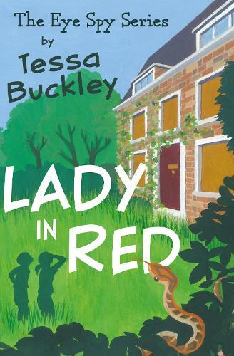 Lady in Red: Eye Spy series #3 (Paperback)