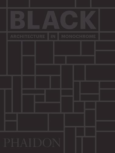 Black: Architecture in Monochrome, mini format (Hardback)