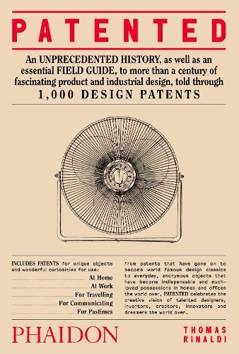 Patented: 1,000 Design Patents (Hardback)