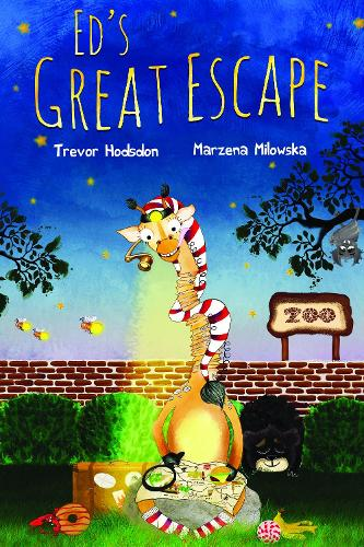 Ed's Great Escape (Paperback)