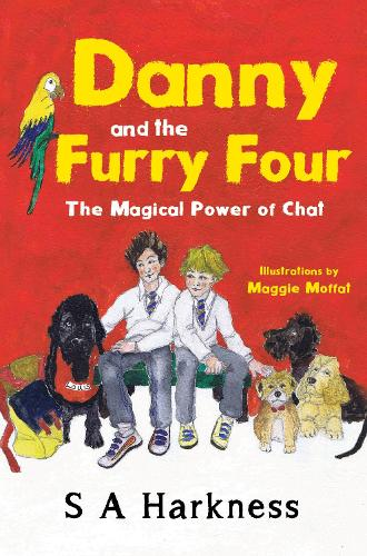 Danny and The Furry Four: The Magical Power of Chat (Paperback)