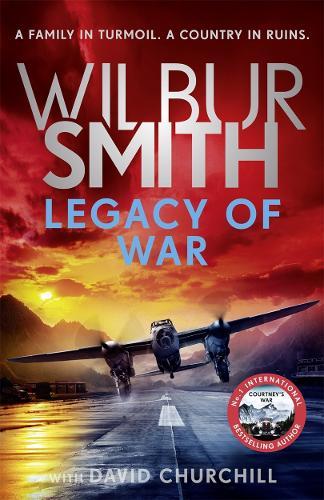 Legacy of War (Hardback)