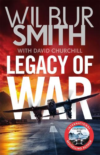 Legacy of War: The action-packed new book in the Courtney Series (Paperback)