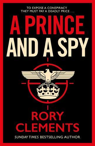 A Prince and a Spy (Hardback)