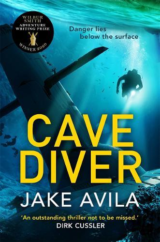 Cave Diver (Paperback)