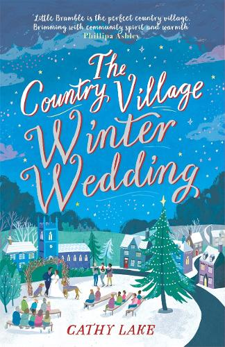 The Country Village Winter Wedding (Paperback)
