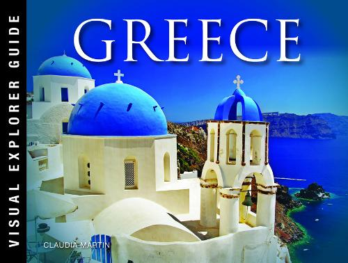 Greece - Visual Explorer Guide (Paperback)